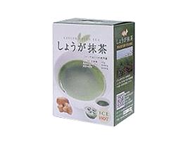 生姜抹茶 パッケージ