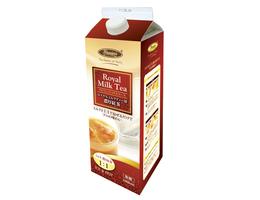 濃厚紅茶 ミルクティー パッケージ