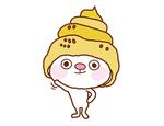 津山チラシネットロゴ&キャラクター