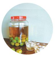 津山瓦版「梅酒の作り方」写真撮影&ページデザイン