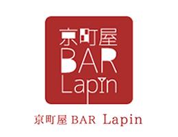 京町屋BAR Lapin ロゴマーク